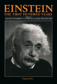 Cover Einstein: The First Hundred Years