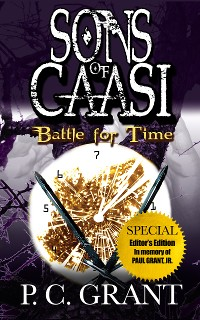 Cover Sons of Caasi