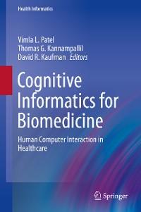 Cover Cognitive Informatics for Biomedicine