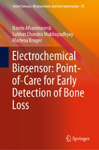 Cover Electrochemical Biosensor: Point-of-Care for Early Detection of Bone Loss