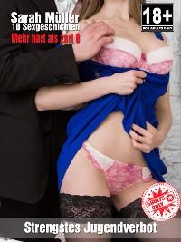 Cover Erotikroman - Mehr hart als zart... 8