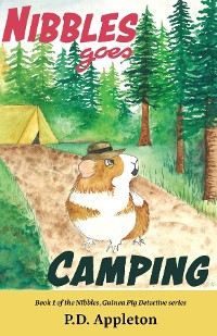 Cover Nibbles Goes Camping