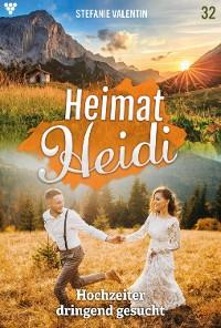 Cover Heimat-Heidi 32 – Heimatroman