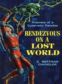 Cover Rendezvous on a Lost World