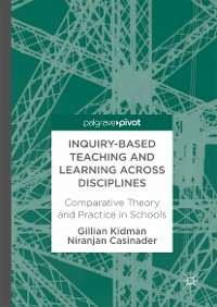 Cover Inquiry-Based Teaching and Learning across Disciplines