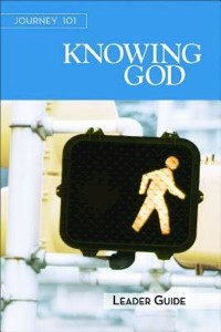 Cover Journey 101: Knowing God Leader Guide