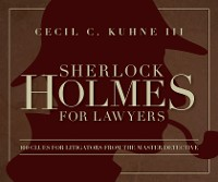 Cover Sherlock Holmes for Lawyers