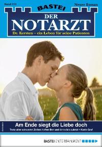 Cover Der Notarzt 351 - Arztroman