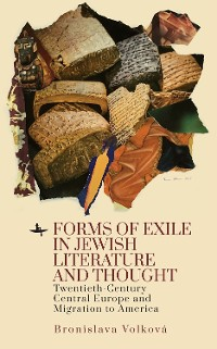 Cover Forms of Exile in Jewish Literature and Thought