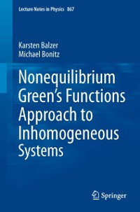 Cover Nonequilibrium Green's Functions Approach to Inhomogeneous Systems
