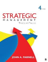 Cover Strategic Management