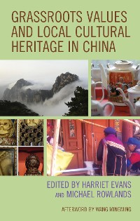Cover Grassroots Values and Local Cultural Heritage in China