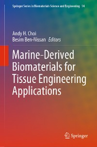 Cover Marine-Derived Biomaterials for Tissue Engineering Applications