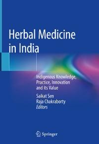 Cover Herbal Medicine in India