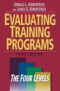 Cover Evaluating Training Programs