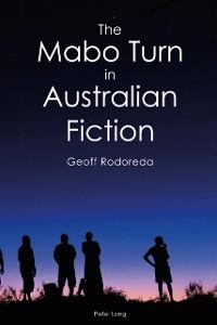 Cover Mabo Turn in Australian Fiction