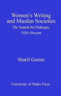 Cover Women's Writing and Muslim Societies