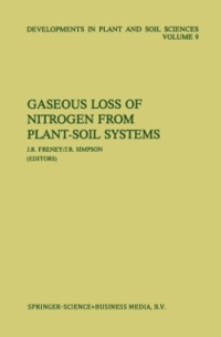 Cover Gaseous Loss of Nitrogen from Plant-Soil Systems