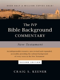 Cover The IVP Bible Background Commentary