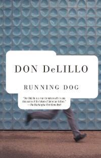 Cover Running Dog
