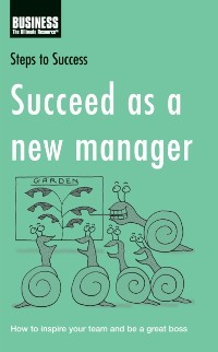 Cover Succeed as a New Manager
