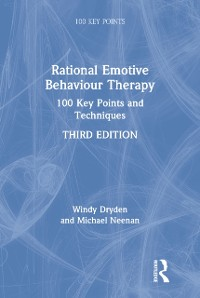 Cover Rational Emotive Behaviour Therapy