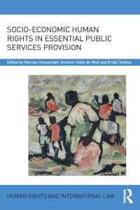 Cover Socio-Economic Human Rights in Essential Public Services Provision