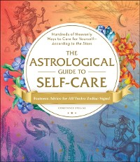 Cover Astrological Guide to Self-Care