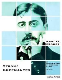 Cover Strona Guermantes