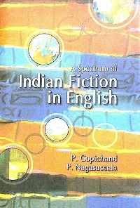 Cover A Spectrum of Indian Fiction in English