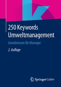 Cover 250 Keywords Umweltmanagement