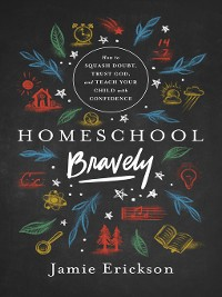 Cover Homeschool Bravely