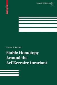 Cover Stable Homotopy Around the Arf-Kervaire Invariant
