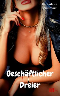 Cover Geschäftlicher Dreier
