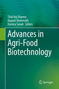 Cover Advances in Agri-Food Biotechnology