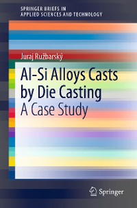 Cover Al-Si Alloys Casts by Die Casting