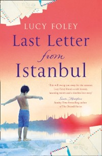 Cover Last Letter from Istanbul