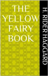 Cover The Yellow Fairy Book