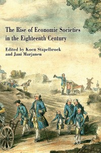 Cover The Rise of Economic Societies in the Eighteenth Century