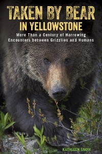 Cover Taken by Bear in Yellowstone