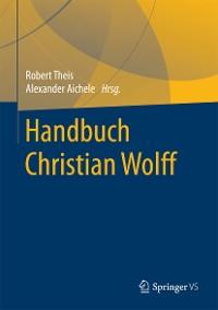 Cover Handbuch Christian Wolff