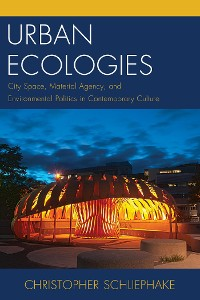 Cover Urban Ecologies