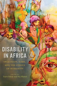 Cover Disability in Africa