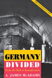 Cover Germany Divided