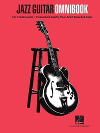 Cover Jazz Guitar Omnibook