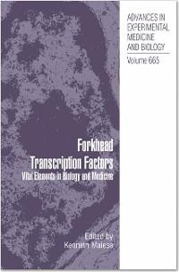 Cover Forkhead Transcription Factors