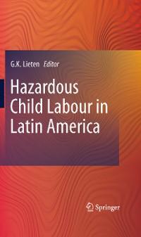 Cover Hazardous Child Labour in Latin America