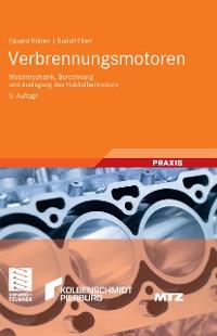 Cover Verbrennungsmotoren