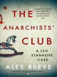 Cover The Anarchists' Club