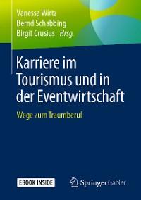 Cover Karriere im Tourismus und in der Eventwirtschaft
